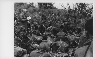 Easter Services, Operation Oklahoma Hills, 1969