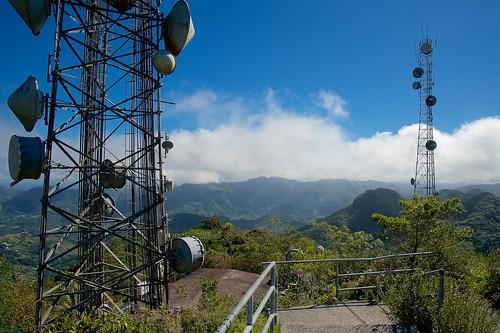 de puerto rico cerro punta sota summitsontheair elecraftkx3 88doublet hardrock50 kp4ki4svm kp4cc001