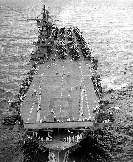 USS Enterprise: Największy statek USN w historii