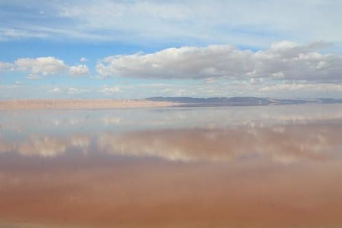 Chott el Jerid salt Lake, Tunisia | by LeszekZadlo