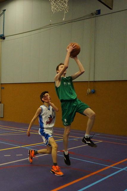 U16 vs Jugglers