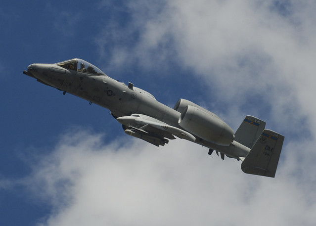 A-10s deploy to Romania for Atlantic Resolve