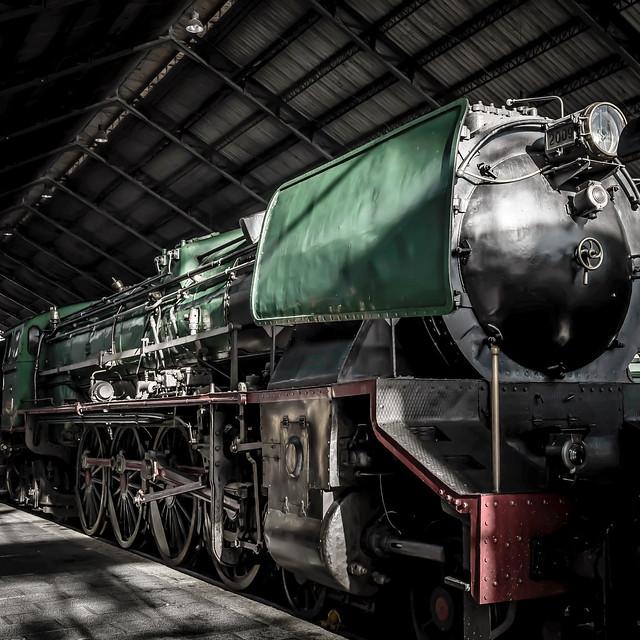 Museos de Madrid. Museo del Ferrocarril (XLIX)