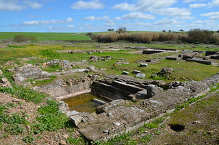 Roman Villa of Pisões, Portugal | by Following Hadrian