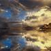 scotish sunrise by m@d2012