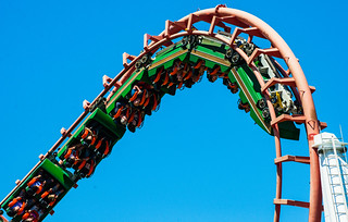 Closer Boomerang Shot | by CoasterMatt