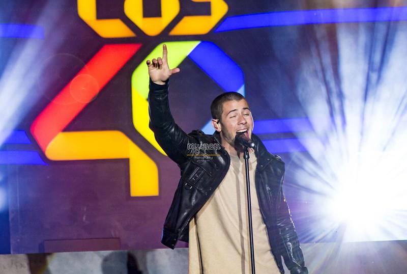 Nick Jonas - Primavera Pop 2016