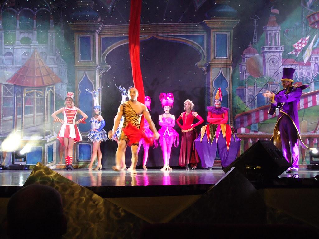 MSC Splendida Cruise Nov 2014 - Gala Nights | STRAND ...