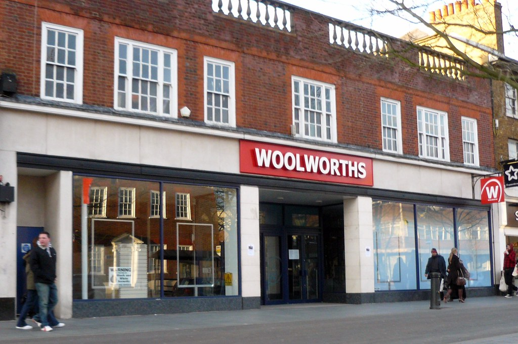 Image result for woolworths st albans