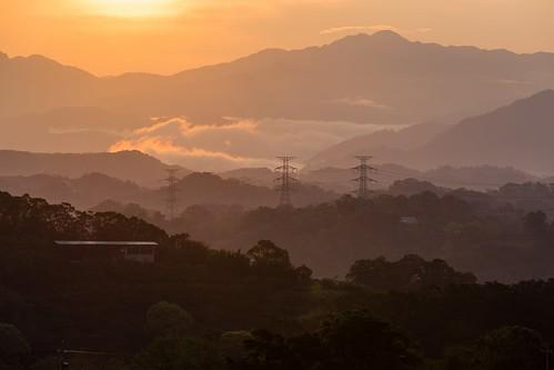 sunrise canon hsinchu 新竹 6d 日出 小白兔 寶山 三峰 ef70200mmf28isiiusm