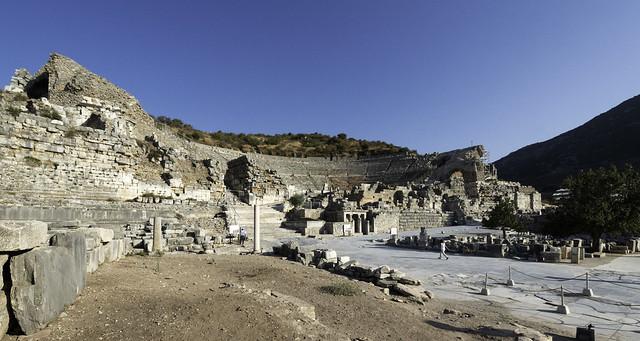 Ephesus Roman Theater - IV