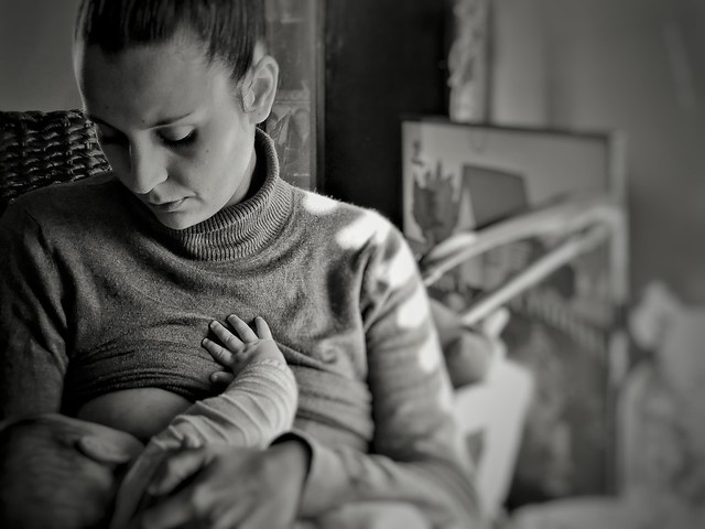 Breastfeeding...