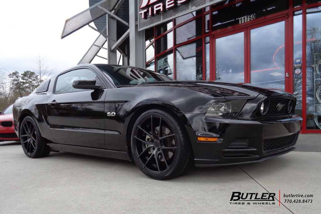 Niche Wheels Mustang >> Ford Mustang With 20in Niche Targa Wheels Additional Pictu Flickr