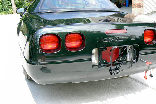 1992 Chevy Corvette Convertible Pro Street Chassis and Suspension Fabrication | by iCanFab