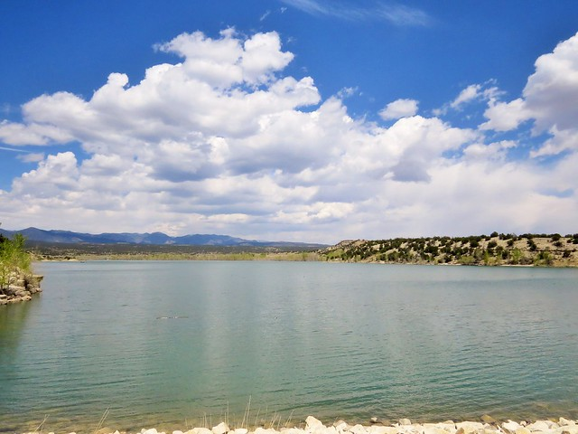 Brush Hollow Reservoir