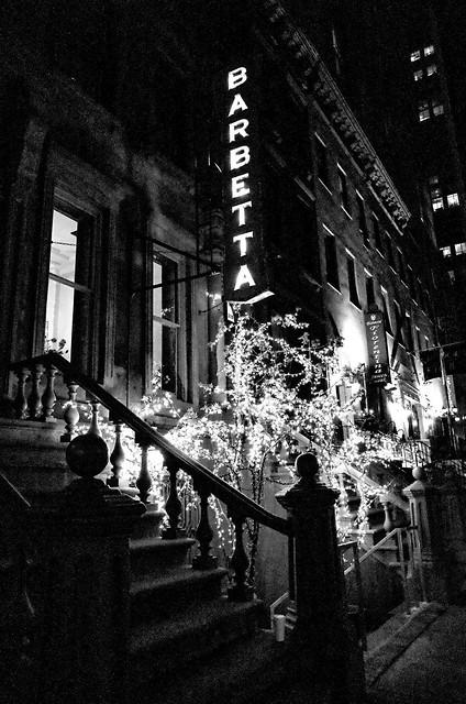 Landmark Restaurant, NYC.