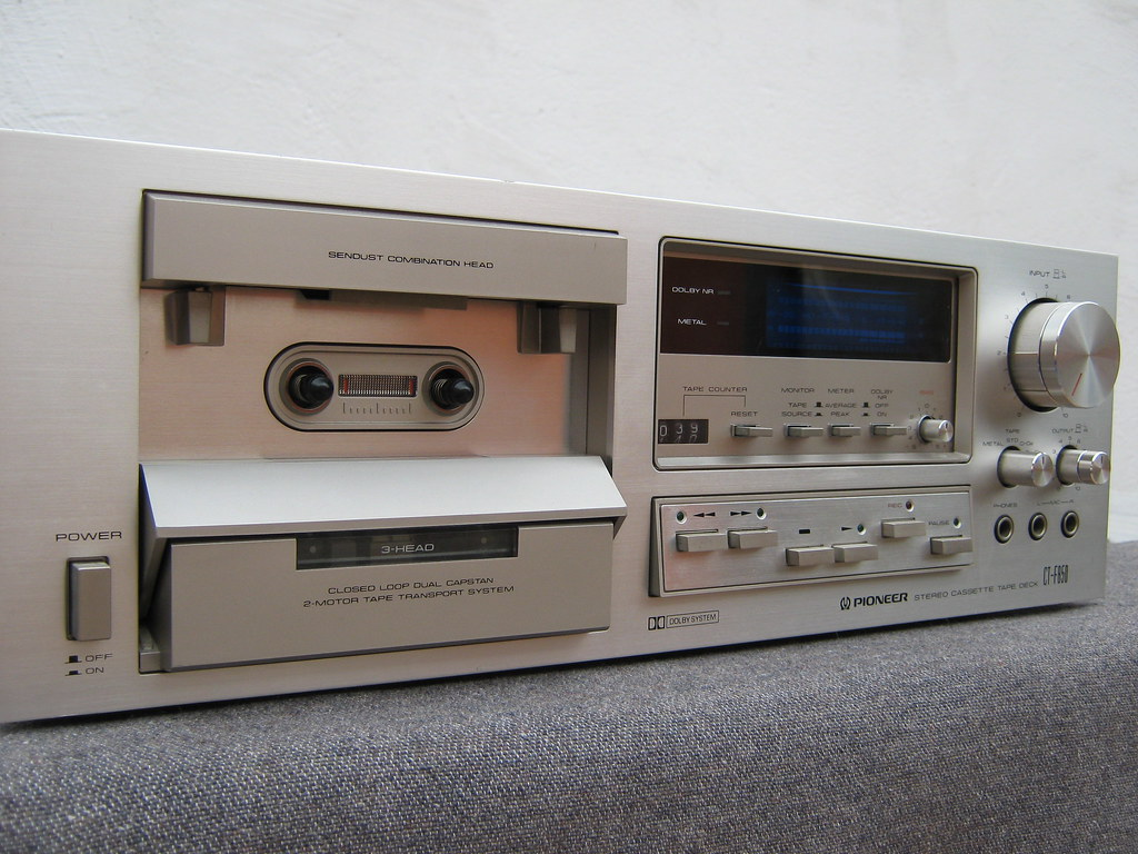 Pioneer CT-F850 (1) | tdaroczi | Flickr