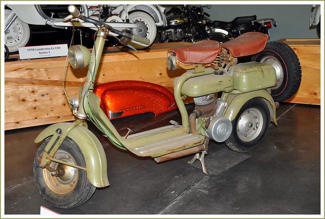 1950 Lambretta Model C
