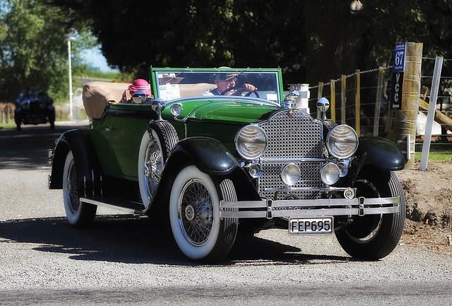 1929 Packard Victoria Convertible