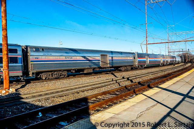 Amtrak train 97 Viewliner II bags WIL 2015-03-12