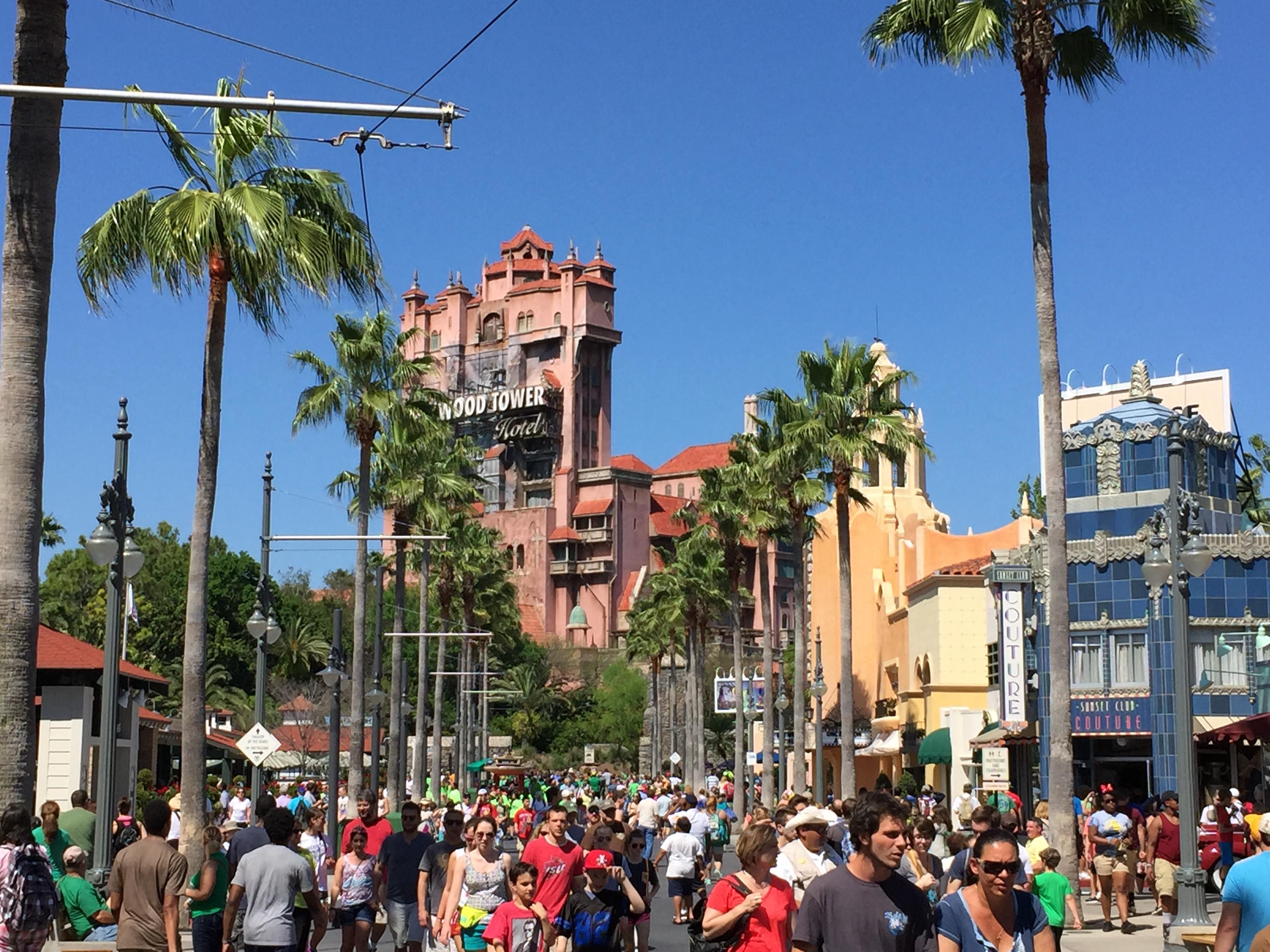 Disney World Day 2 2015