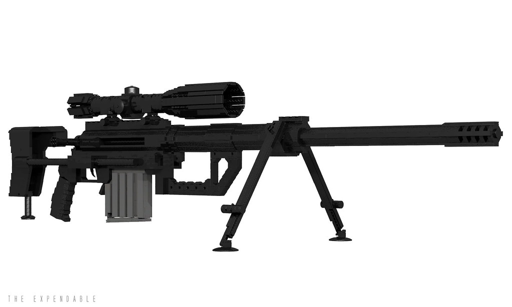 CheyTac M200 Intervention | Just a render of my M200 because