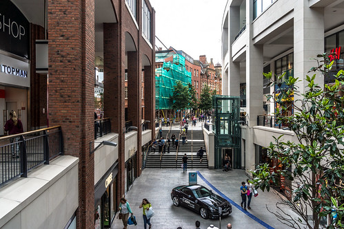 Victoria Square Shopping Centre In Belfast REF-102890 | by infomatique