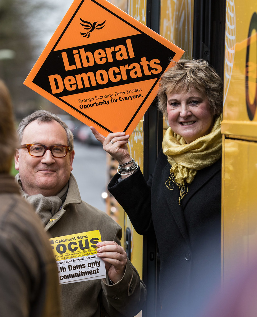 Lib Dem General Election launch | 29/03/2015. Abingdon, UK. … | Flickr