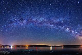 Milky way | by Boris Mrdja