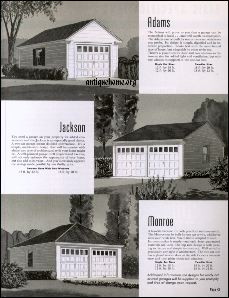 1940::Sears Modern Homes | Kit Homes from Sears and Roebuck