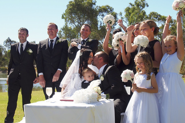 Adam and Jade's Wedding