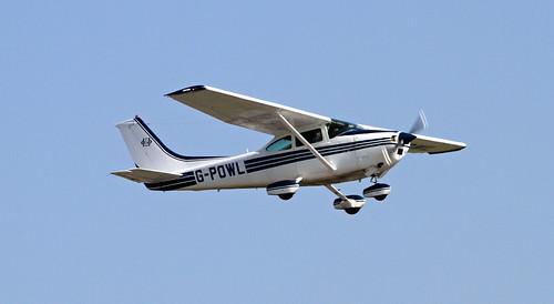 G-POWL Cessna 182 Skylane CVT 23-04-2015 | by cvtperson
