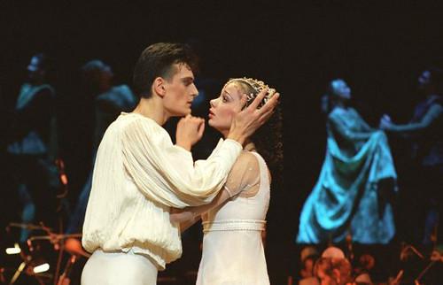 Egle as Juliet