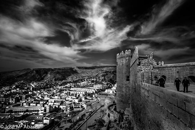 el cielo de Almería
