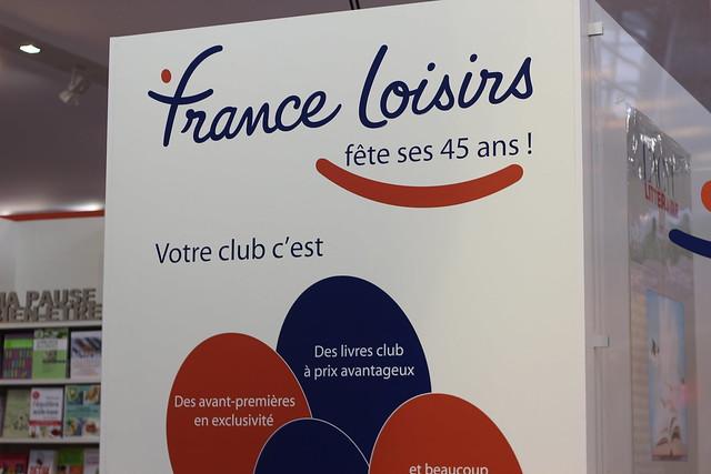 France Loisirs - Salon du Livre de Paris 2015
