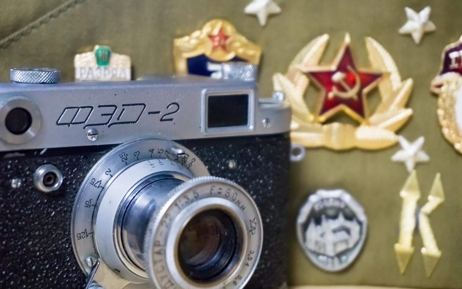 Camera Review Blog No. 10 - Fed-2 (ФЭД-2)
