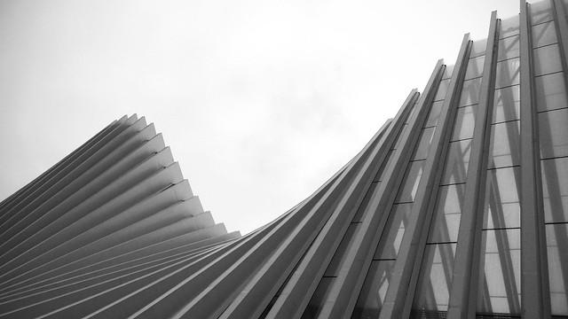 High Speed Train Station Reggio Emilia - Santiago Calatrava