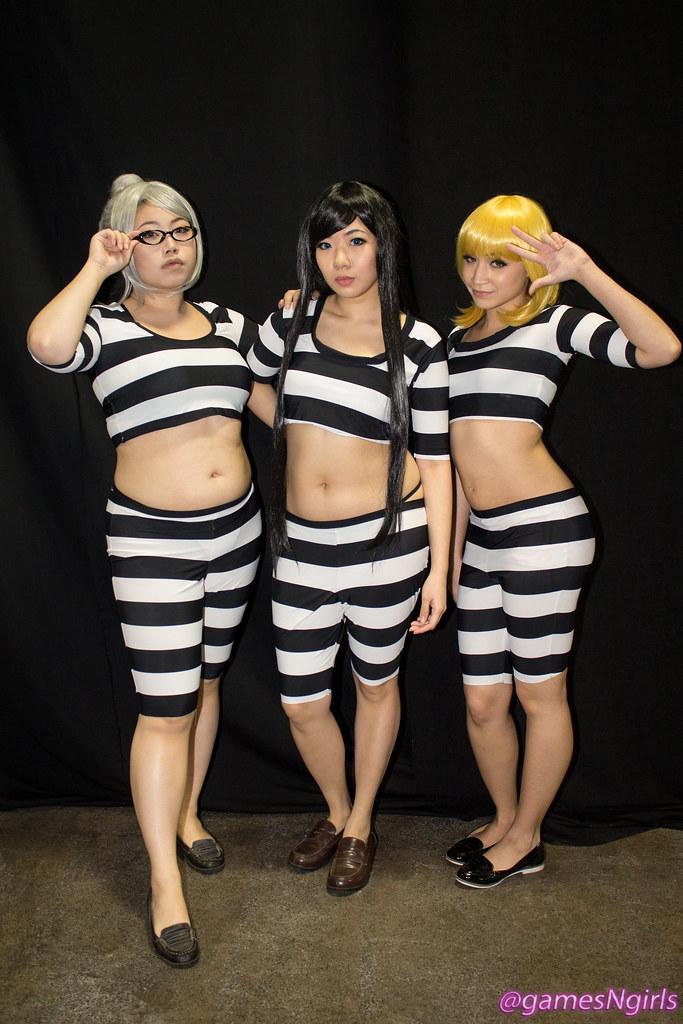 Anime fan fest 2016 cosplay girls flickr - Garden state exhibit center somerset nj ...