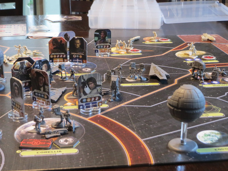 Best Civil War Board Games Star Wars Rebellion 1