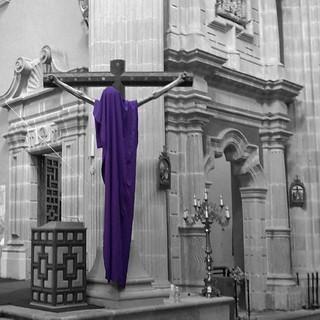 Cuaresma. Templo de Santo Domingo. #Zacatecas