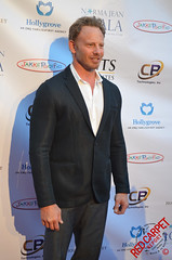 Ian Ziering at the 4th Annual Norma Jean Gala - DSC_0979