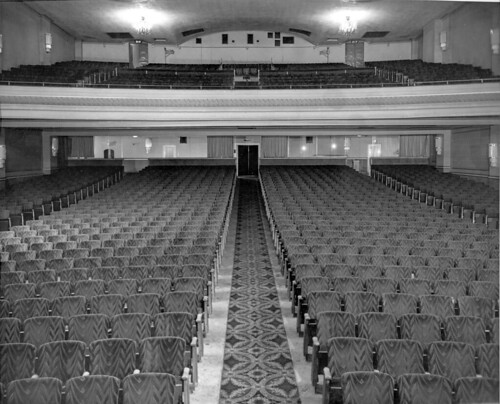 Interior of the Capitol Theatre, Edmonton | by Provincial Archives of Alberta
