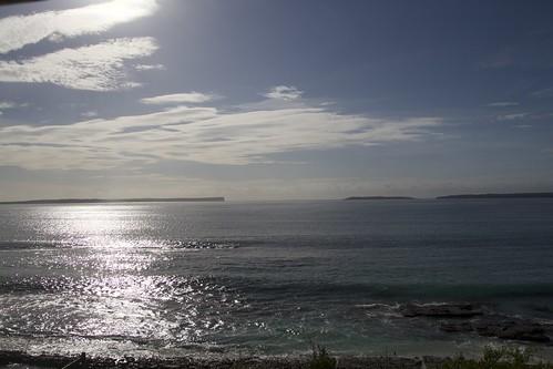 beach bay yams australia nsw plage jervis astralie