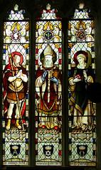 St Longinus, St Denis, St Stephen