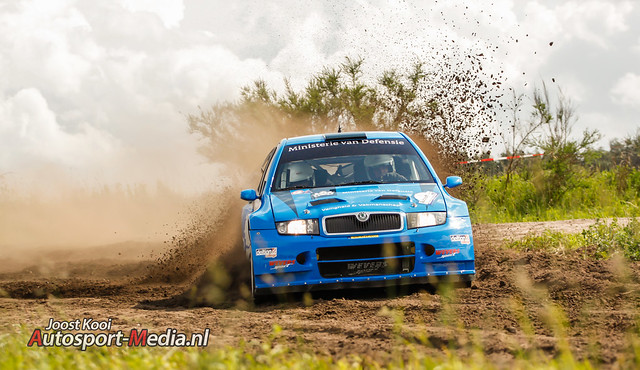 Skoda Fabia WRC