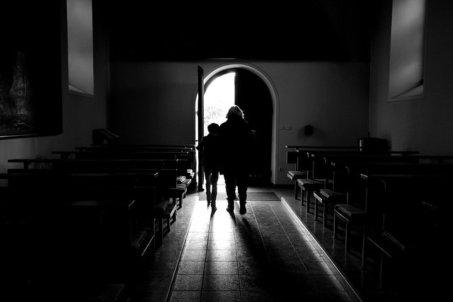 Dark church (Sony RX100M2)
