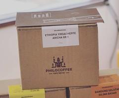 Barangkali belum tahu, kami terakhir melakukan pengiriman barang sebelum libur Lebaran pada 30 Juni 2016. Pemesanan barang di atas tanggal tersebut, barang akan dikirim mulai 11 Juli 2016. . #Philocoffee #KopiIndonesia #KopiSeduhManual #KopiEthiopia #Leba