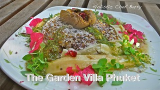 The Garden Villa Phuket | by Barry Gourmet and Raw