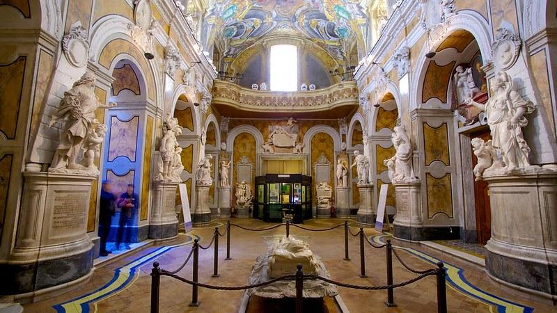 Cappella-Sansevero-Napoli
