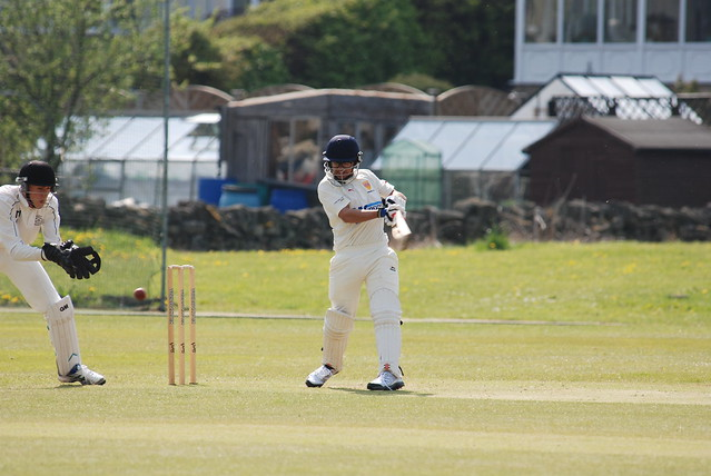 Menston (H) in Chappell Cup on 8th May 2016